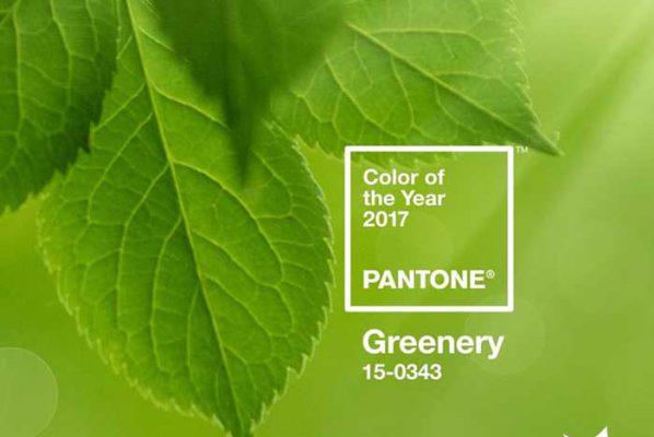 Xu hướng màu sắc 2017, màu sắc chủ đạo của năm 2017