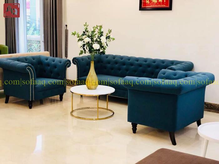 Địa chỉ bán sofa cao cấp uy tín, chất lượng